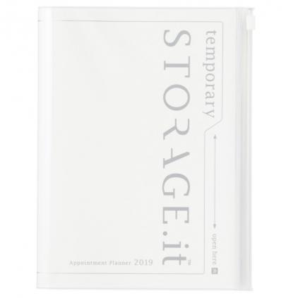 Agenda Storage A5 White