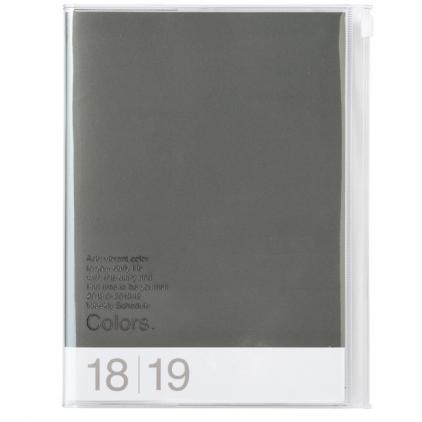 Agenda Colors A5 Grey