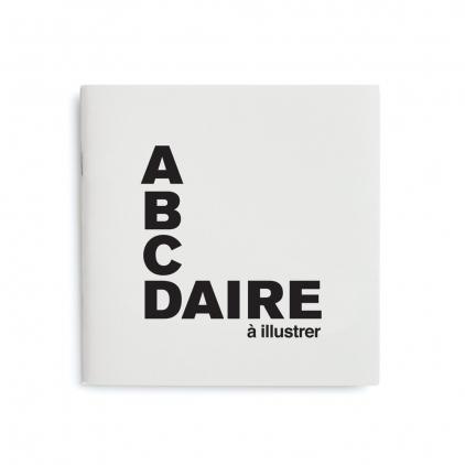 Livres à illustrer - ABCDaire