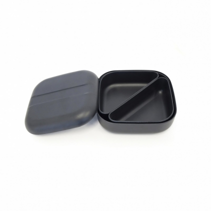 Biobu Go Bento lunch box - Black