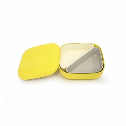 Biobu Go Bento lunch box - Lemon
