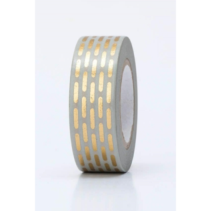 Tape hachure or - hot foil