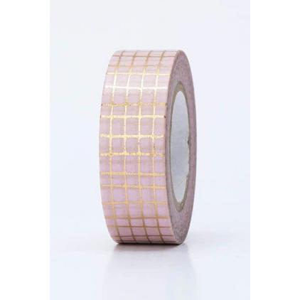 Tape treillis or - hot foil 32.04
