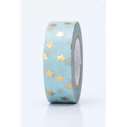 Tape étoiles or - hot foil 32.02