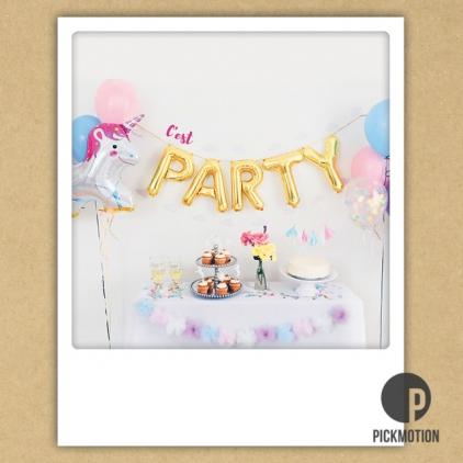Carte postale C'est party ZG0433FR