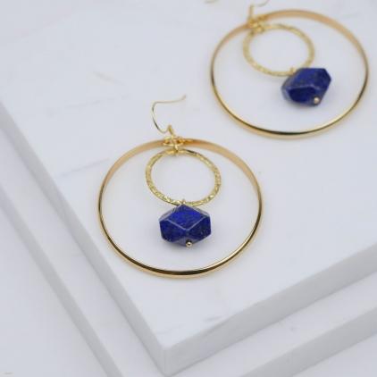 Boucles d'oreilles Lights Sonnfjord - 10458 Amulette