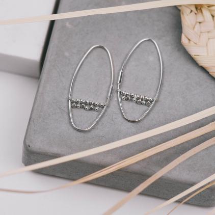 Boucles d'oreilles Hadda - 10439 Amulette