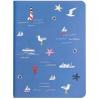 Bloc notes A6 - Maritime
