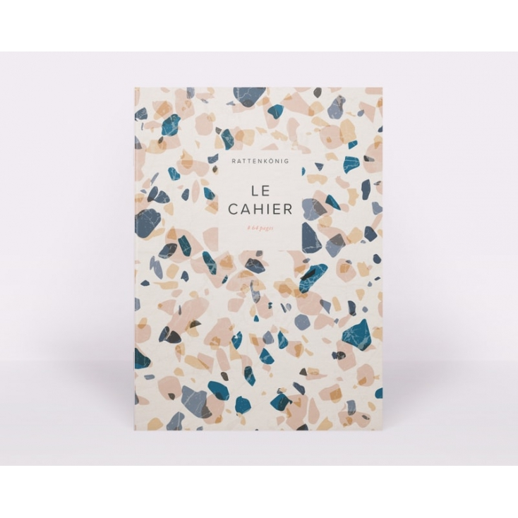 Cahier ligné Granit