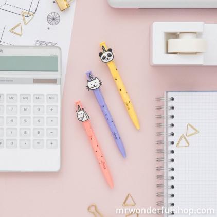 Pack de stylos avec personnages Wonder