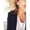 Boucles d'oreilles Alexine - 10481 Amulette