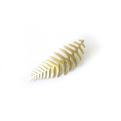 Golden pin fern