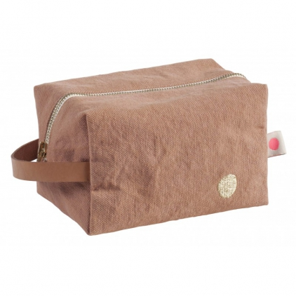 Pouch cube Iona Litchi
