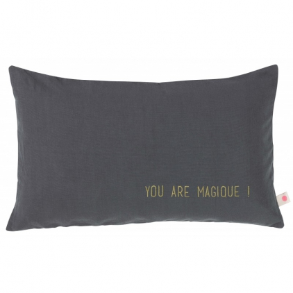 Cushion cover lina Magic sesame 30