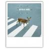 Carte postale Joyeux Noël bambi XM0156FR