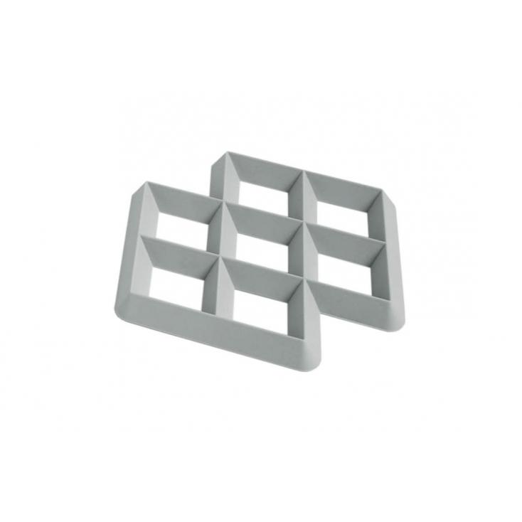 Rhom trivet light grey
