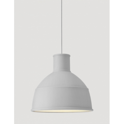 Unfold pendant lamp - gris clair