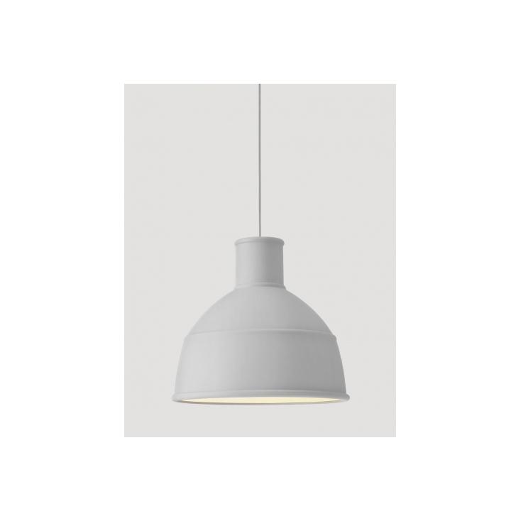 Unfold pendant lamp - gris clair