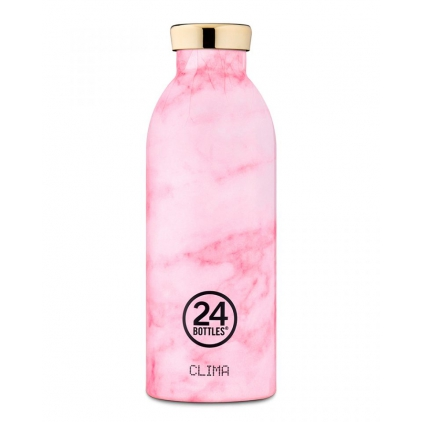 Clima bottle 050 Marble pink