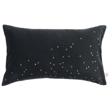 Cushion cover Lina caviar gold rain 30