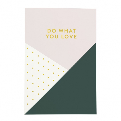 Notebook Do what you love