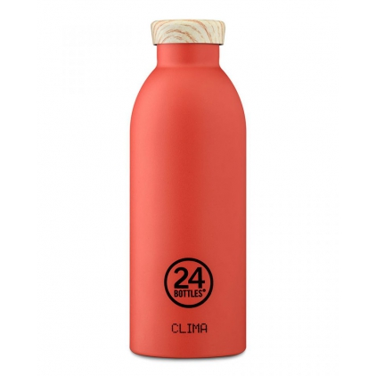 Clima bottle 050 Pachino wooden lid