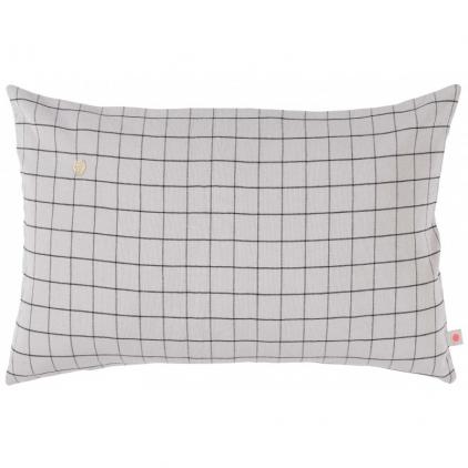 Cushion cover Oscar Fleur de sel 40