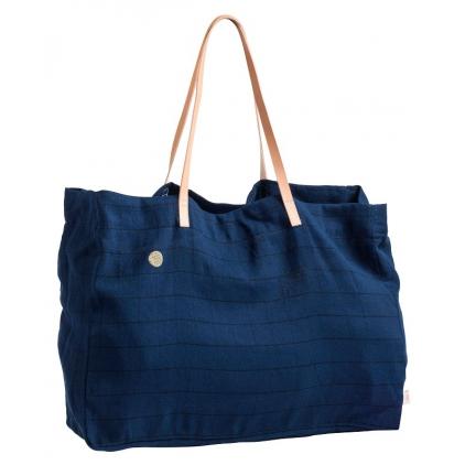 Shopping bag Oscar Encre