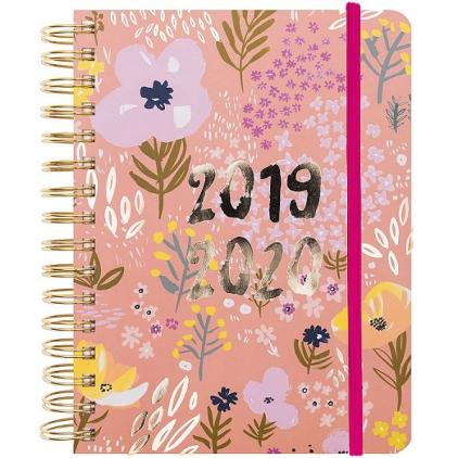 Agenda grand 2019-2020 - Rose