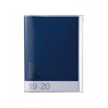 Agenda Colors A5 Blue