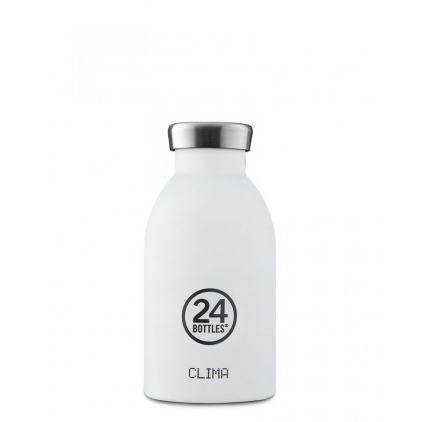 Clima bottle 033 White