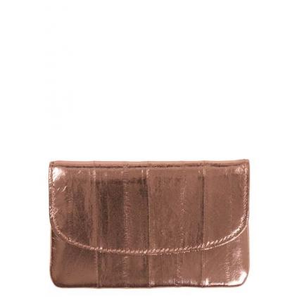 Porte cartes Handy rainbow metallic - Beige metallic