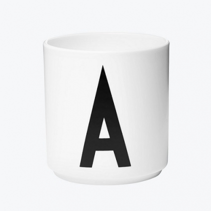 porcelain cup white Arne Jacobsen - A