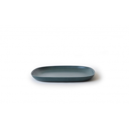 Gusto Side Plate blue abys