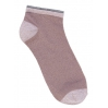 Chaussettes Dollie Solid - Rose 37/39