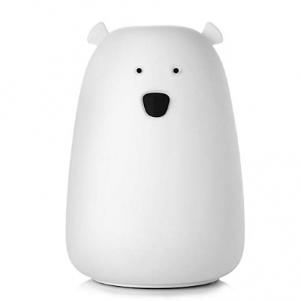 Lampe silicone moyenne - ours