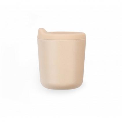 Biobu bambino baby sippy cup - Blush