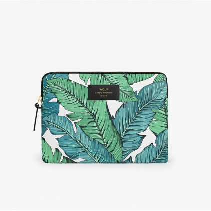 Pochette iPad - Tropical
