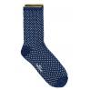 Chaussettes Dina Small Dots - Twilight blue 39/41