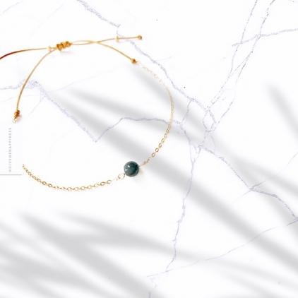 Bracelet Oeil de faucon - vision & intuition