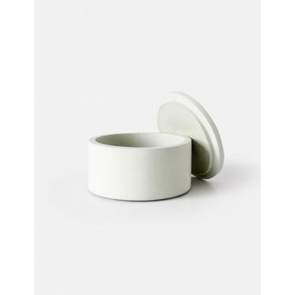 Dosa Storage Box - Silver Green