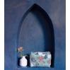 Travel Pouch - Iris - Blue