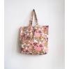 Tote Bag - La vie est belle - Iris - Pink