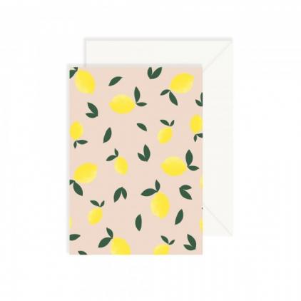 Carte avec enveloppe - Citonnette 2