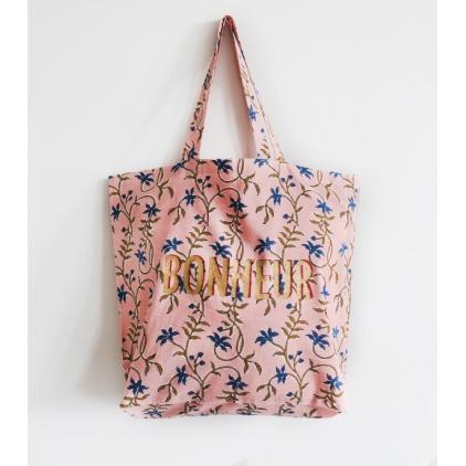 Tote Bag - Bonheur -Anamika- Nude