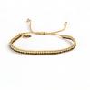 Bracelets cordon et perles - DIONYSA