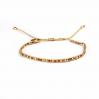 Bracelets cordon et perles - DOUNYA