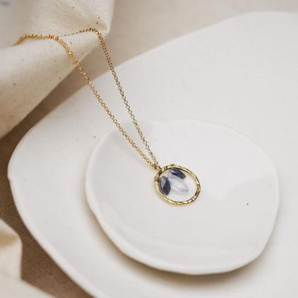 Collier Aura - sérénité - Amulette - 10710
