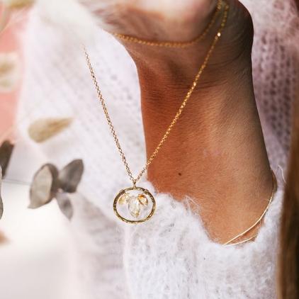 Collier Aura - joie de vivre - Amulette - 10712