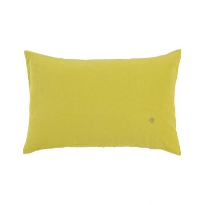 Cushion cover Mona Bergamotte 40